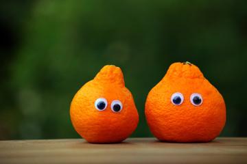mandarine summer garden