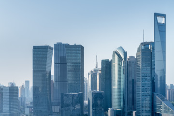 modern architecture in shanghai