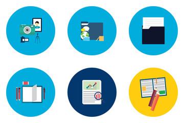 Multimedia Icons Design