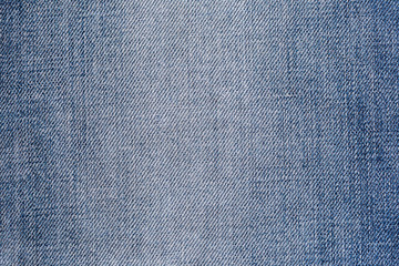 Denim jeans fabric texture background for clothing, fashion design and industrial construction concept.