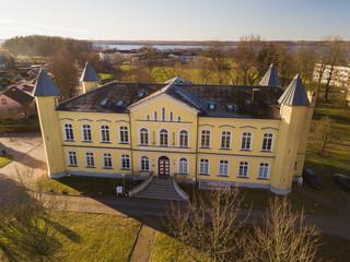 Gutshaus, Schloss Leezen