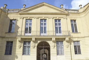 Ancienne mairie d'Uzès, Gard, France