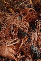 copper wire raw materials