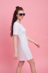woman dress summer fashion