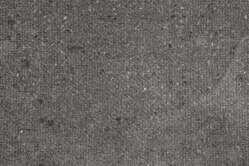 Subtle grain concrete texture close-up. Abstract black and white gritty grunge background