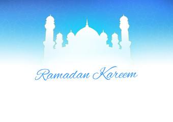 Ramadan Kareem Card Design