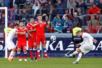 International Friendly - Russia vs Turkey