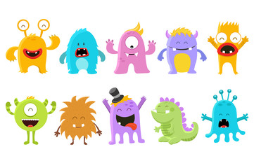 Cute Monster Collection