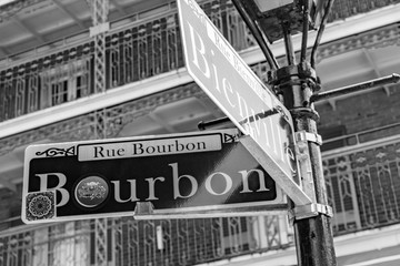 Meet you at Bourbon and Bienville