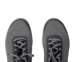 sports footwear isolated with cliping path.