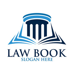 pillar book for law firm logo