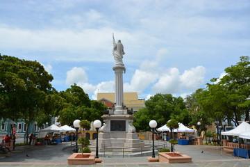 プエルトリコサンファンの街並み