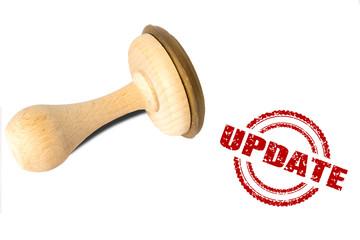 Ein Stempel und Update