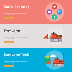 Technology Banner Design