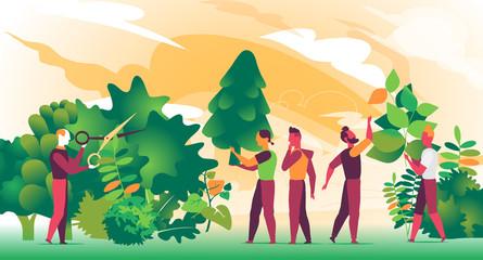 Cittadini mossi dalla passione per la natura