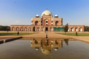 Humayun's Tomb, UNESCO World Heritage Site, New Delhi, Delhi, India, Asia