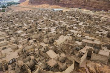 Old ghost town of Al Ula, Saudi Arabia