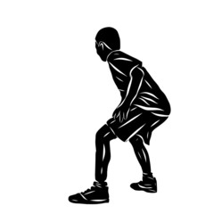 basketball sport logo designs