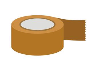 梱包用テープ イラスト