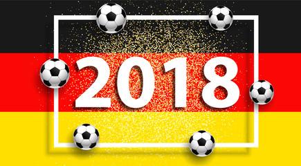 Fussball 2018