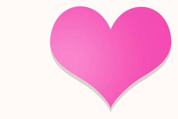 White Heart frame