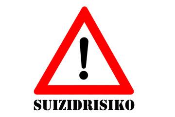 Suizidwarnung