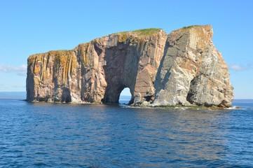 Parc national de l'Île Bonaventure et du Rocher Percé - Gaspésie - Québec