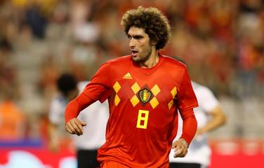 International Friendly - Belgium vs Egypt