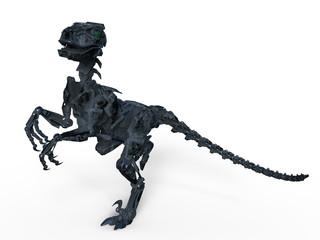 ロボット恐竜