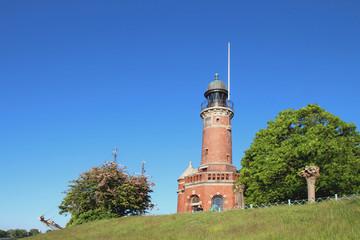 Kiel Leuchtturm Holtenau