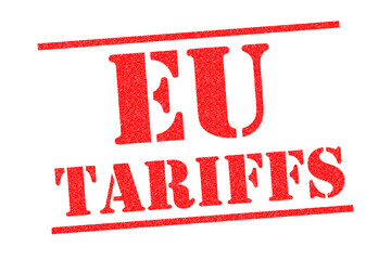 EU TARIFFS Rubber Stamp