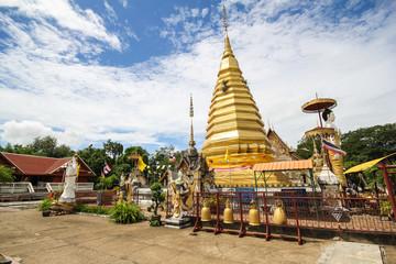 Wat Phra That Chom Chaeng, Phrae, Thailand