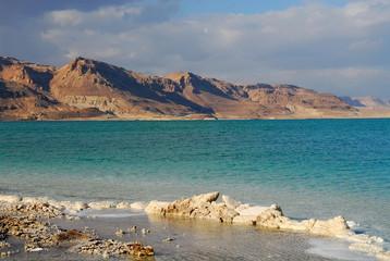 Israel. Coast of the Dead Sea