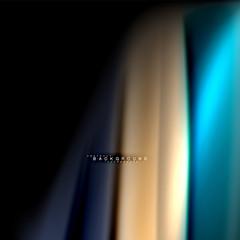 Zelfklevend Fotobehang Licht, schaduw Fluid mixing colors vector wave abstract background design. Colorful mesh waves