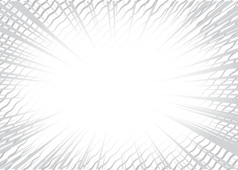 Grey Speed Lines Background