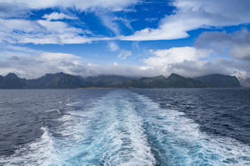 Norway, Port of Moschenes