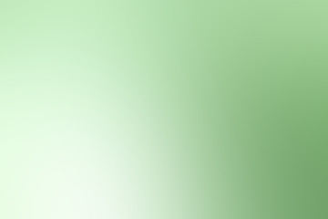 blurred soft green gradient colorful light shade background