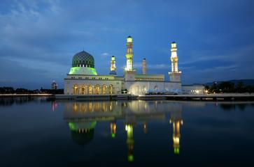 Kota Kinabalu Mosque, Malaysia