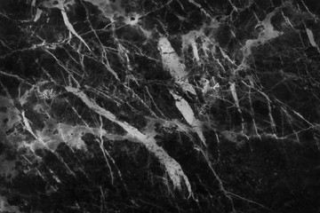 Black gray marble texture in natural pattern with high resolution for background and design art work. Tile stone floor.