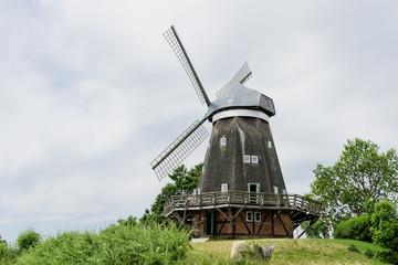 Ehemalige Stadtmühle von Röbel - Mecklenburg-Vorpommern - auf dem Burgberg