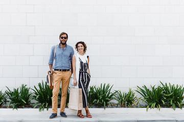 Portrait of a Modern Couple
