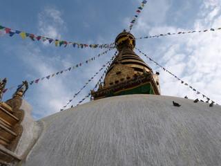 Bodnath Katmandou Népal