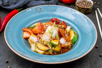 Thai fried vegetables