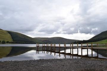 Jetty on Loch