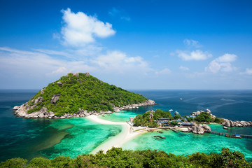 Koh Tao island in Thailand