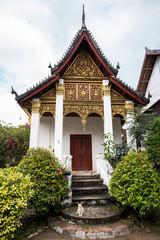 Laos - Luang Prabang - Wat Phaphay