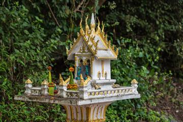 Laos - Luang Prabang - Königspalast