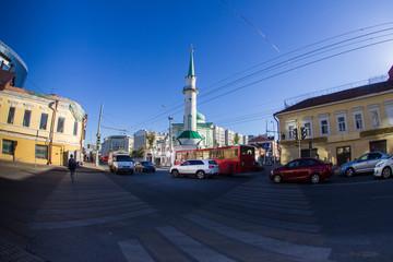 Nurullah mosque in Kazan