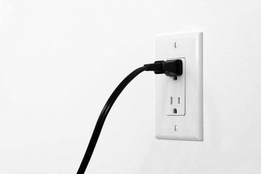 American electricity plug