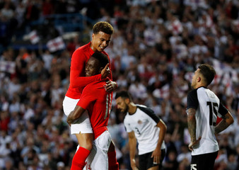 International Friendly - England vs Costa Rica